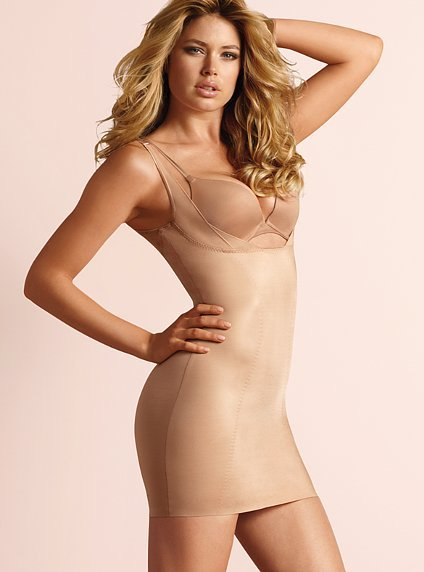 One of our top picks for holiday shapewear. via: The Lingerie Addict