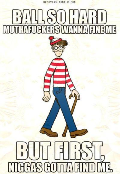 Waldo bitches!