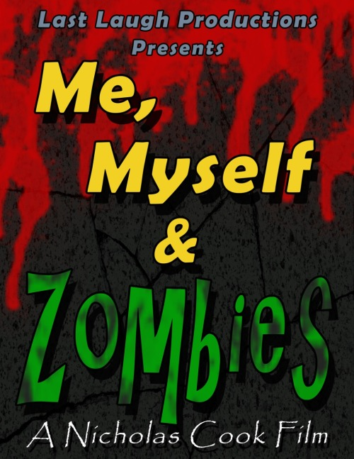 16 year old Quincy is alone amidst a zombie apocalypse. He lives his  life one day at a time trying to keep himself entertained and alive.  With nothing else to do to pass the time, Quincy decides the only fun to  have now is just simply…kill zombies.Presented by Last Laugh Productions for the Teen Film Festival.Produced by Doozi Productions Written and Directed by Nicholas CookFilm Type: ShortGenre: Suspense/ ComedyStatus: Pre-ProductionRelease: 2012 Coming Soon