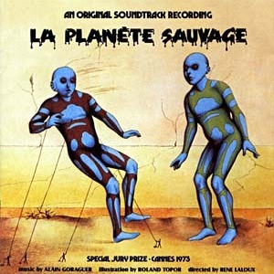Alain Goraguer - Ten Et Tiwa (La Planete Sauvage: An Original Soundtrack Recording)