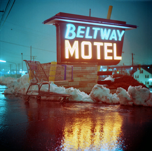 Beltway Motel by Daniel Regner on Flickr.