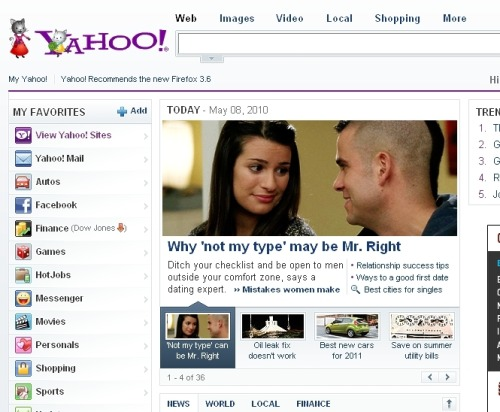 mariposa-ale:  I know this was a while ago, but even Yahoo knew that Puckleberry is the Shiz :D