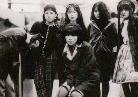 industrialfirefriend:  90's japanese girl gangsters