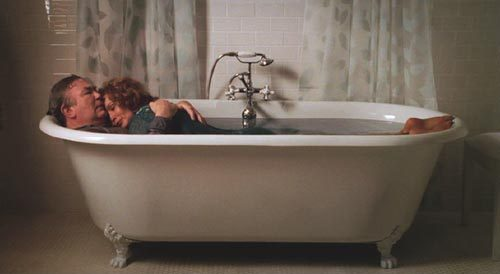 Big Fish bath tub scene