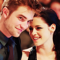 Robsten at the London premiere.