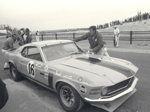 George Follmer Boss 302