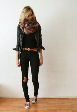 mipiacciono:  love this scarf!
