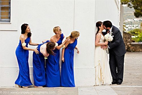 WEDDING FEVER! / Cute picture idea