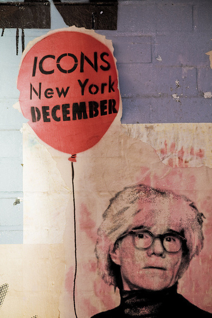 Pop-Art Andy Warhol by Yale Gurney Photography on Flickr.