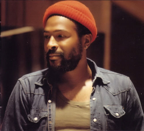 "Marvin Gaye to his beard: ""Let's get it on."" Me to Marvin Gaye: ""Glad you did."""