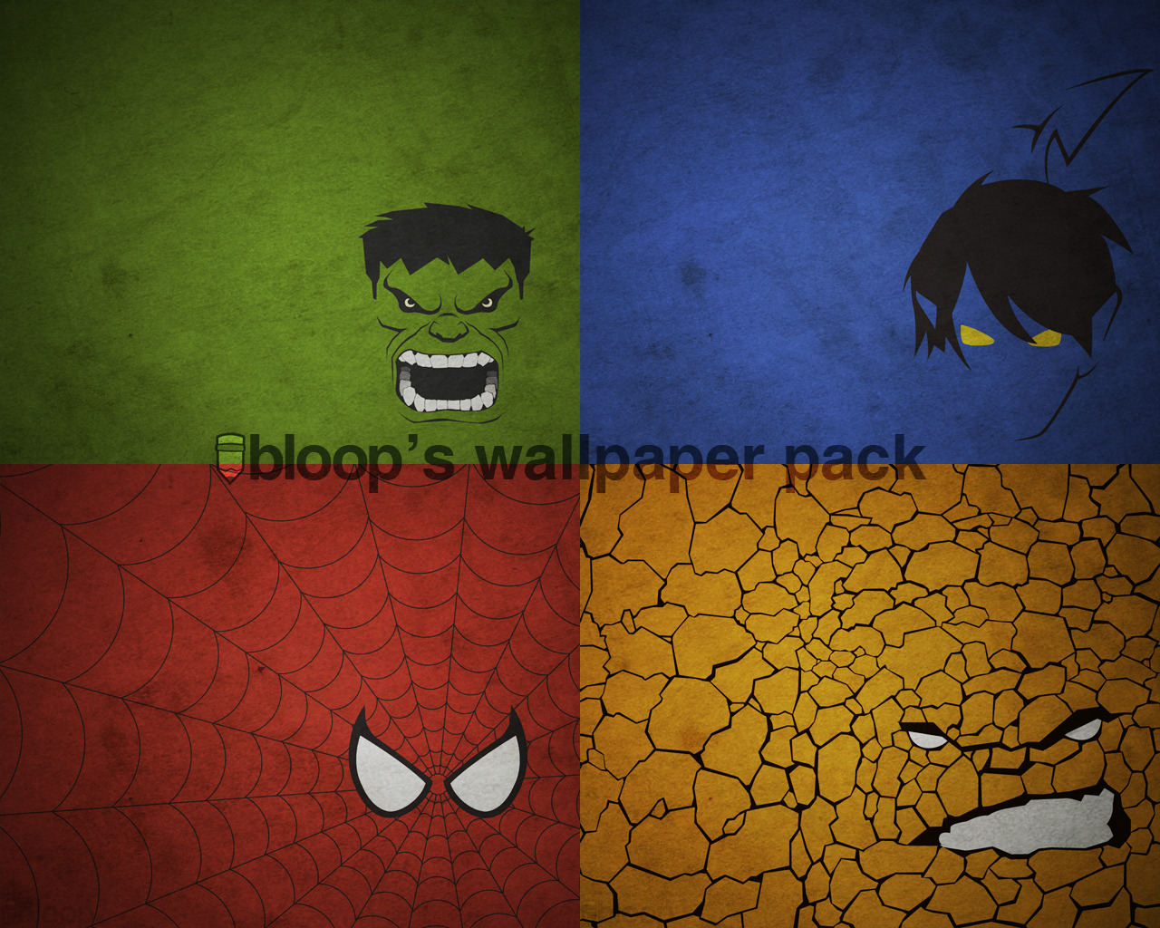 Superhero Wallpaper by Bloopsie bloopsie:  http://blo0p.deviantart.com/art/Bloops-Superhero-Wallpaper-269504899 All of the superheroes (47 so far!) as desktop backgrounds, hope you all enjoy!
