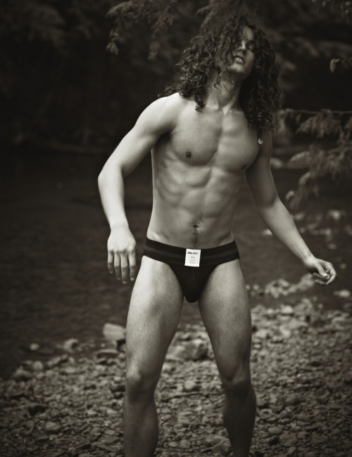 "teamvivanco:  Travis ""IN THE WOODS"" for DSECTION MAGAZINE by Mariano Vivanco"