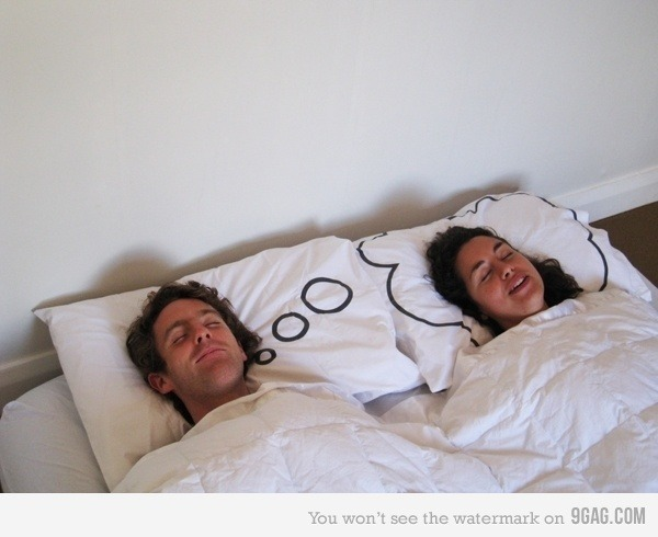 2creativo:  9GAG - NEEEEEED!   Every night l dream of you… lt becomes nightmare!