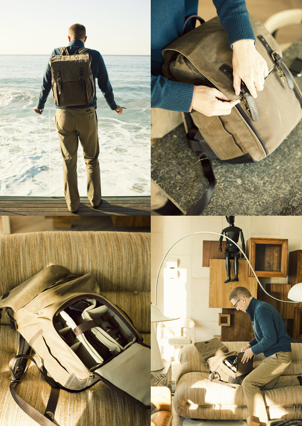 For the past few weeks I've been carrying the ONA Camps Bay camera backpack and it's far and away the best camera and gear bag I've ever used. Lots of camera bags are functional and comfortable but none actually look really great on top of all that.  Oh and if you want to win one, enter here!