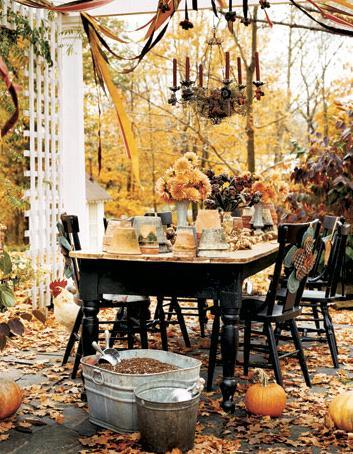 (via 10 Fun Fall Party Themes | The New Home Ec)