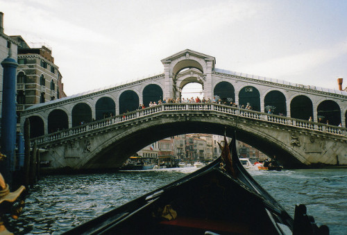 Rialto by Salva G. on Flickr.