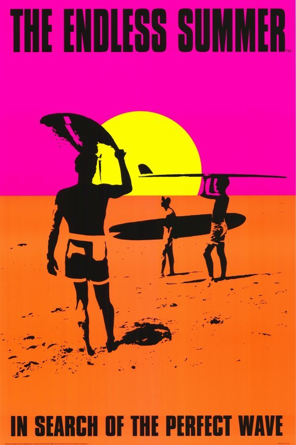 The Endless Summer, directed by Bruce Brown.