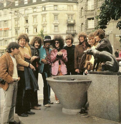 Zurich, Switzerland 1968