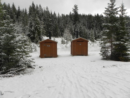 Outhouses can be beautiful too!