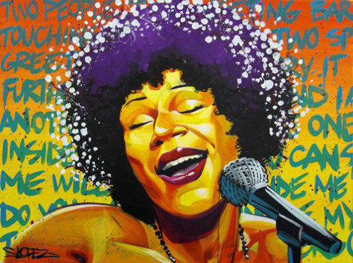 sugaandspice:  Minnie Riperton  :)