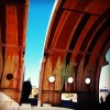 #arcosanti #paolosoleri #arizona #travel #southwest #architecture (Taken with instagram)