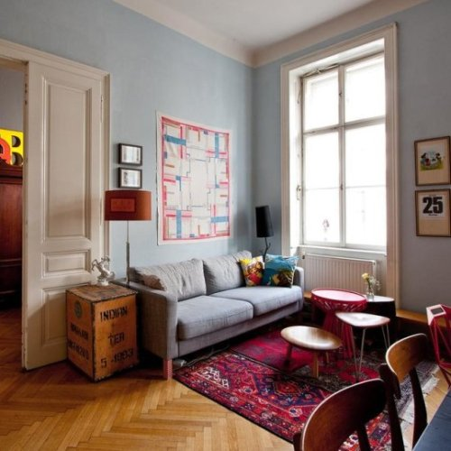 "(via Apartment Therapy ""10 New Must-See Room for Color Entries: Week Four"")"