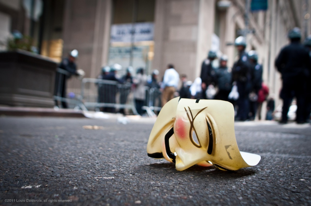 •Occupy Wall Street, 10am, 11/17/2011•