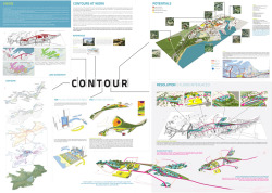 "CONTOUR Consolidated Ownership Negotiation Tool to Overcome Urban Restrictions Damiano Cerrone & Panu Lehtovuori  Designed as competition entry for ""Street 2020, the case of Põhjaväil"" Tallinn Architecture Biennale, September 2011. The work was also presented at Mind the gap! Europen Federation for Landscape Architecture regional congress. November 2011, Tallinn."