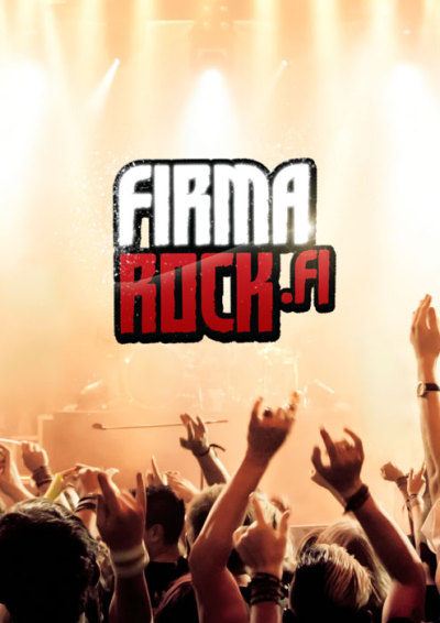 A new website for Firmarock 2012. Temporary site online now, new site for 2012 event is under construction. Check out the site here, www.firmarock.fi