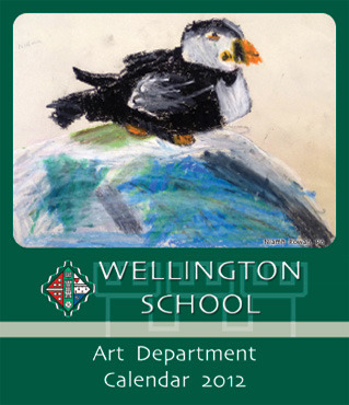 Wellington School CD Calendars visit our webiste to see more great examples