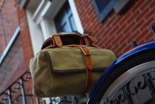 Ooh! I'm diggin' this new shot of the United Pedal bag.