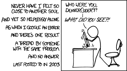 thisistheverge:  YES. xkcd: Wisdom of the Ancients