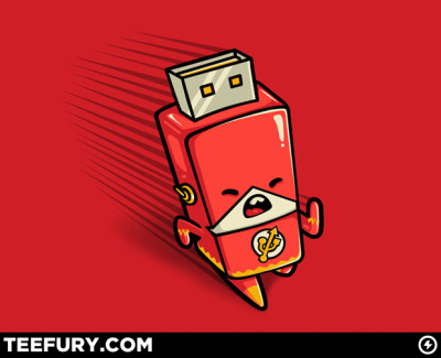 laughingsquid:  Flash Drive