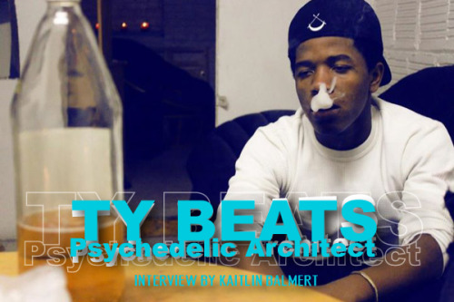 [Outside Connect] A$AP Ty Beats: Psychedelic Architect (INTERVIEW)  @kait_bee of @JENESIS_Mag talks with @ASAP_TyBeats, A$AP Rocky's producer.  [*click link to read full interview]