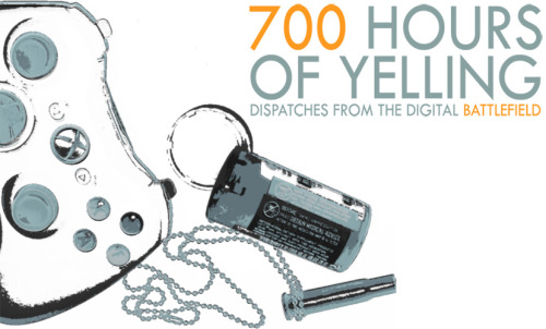 joeyheflich:  700 Hours of Yelling is now available on Amazon.com! (The ePub version for the nook/iPad is coming soon via Smashwords.)