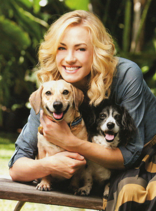 yvonne-strahovski-and-company:  NEW 5!!!! Yvonne Strahovski 's picture in Modern Dog December 2011!! Every pictures and article here http://www.yvonnestrahovski.fr/Interviews2011.htm Thank you so Much @strahovskifr on twitter