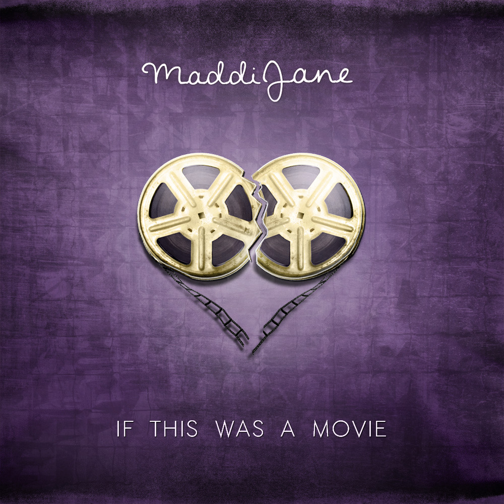 "Hey everyone, ""If This Was a Movie"" is available on iTunes right now. Click the link to the left or the image above."