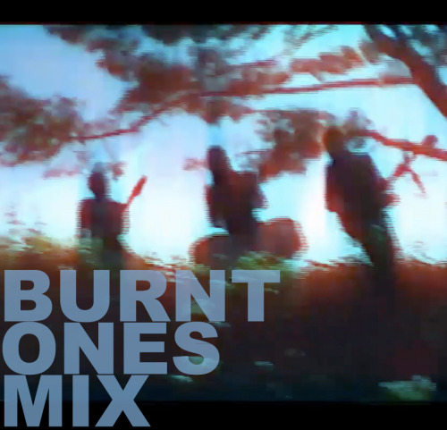 BURNT ONES MADE US A MIX. Does music get you high? Well, there's no avoiding this contact high. It's been an insane year for San Francisco's Burnt Ones: one 7inch, one critically acclaimed LP (available via Roaring Colonel Records), NPR fan fare, and a second LP on the way (they hit the studio for LP2 this week). Somewhere between eating burritos, playing shows, burnt laptops (no joke), and DJing at Pops, Mark Tester (singer/guitarist) put together a mix for us. We're stoked on it, and hope you dig it.  download here Tracklist: Link Wray & His Ray Men - Girl From the North CountryGeorge Harrison - Awaiting On You AllTommy Boyce & Bobby Hart - The CountessDolly Parton - Don't Drop OutTomorrows Tulips - Eternally TeenageMarmoset - Pass It AlongThe C.A. Quintet - Colorado MourningApache Dropout - Shot DownSic Alps - Occult DisplayRoyal Trux - LiarPete Drake - I'm Just a Guitar (Everybody Picks On Me)Iggy Pop & James Williamson - Night ThemeBrian Eno - Golden HoursGiorgio Moroder - StopSpectrum - I Know They Say - Pedro