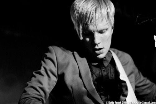 My photos from Patrick Stump's show in NYC on 11/16/11 are up. Click through for the set.
