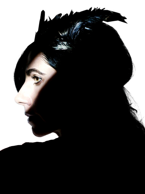PJ Harvey for Dazed and Confused. Definitely my record of the year.