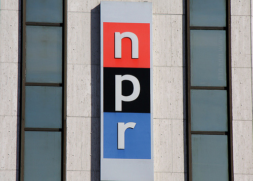 """We have no idea who's right"" journalism… Routine practice at NPR.   Heard today on Morning Edition.  After gathering some quarter of a million pages of evidence, Republicans have said the White House tried to rush through Solyndra's loan for its political benefit. They said the Energy Department restructured the company's loan to benefit a big Obama fundraiser, and have suggested the agency even tried to postpone layoffs at Solyndra until after the 2010 midterm elections. Democrats shot back, saying Republicans ignored evidence showing the administration did not try to influence the Energy Department. California Democrat Henry Waxman said, in fact, Republicans were using Solyndra as a platform to advance their own agenda.  Thanks, NPR. That's really helpful. When you know enough about this story to say who's right—or who's lying more—then get back to us, okay?  Until then we'll rely on you for all our ""we're as confused as you are"" news. My post on this tendency at NPR from Sep. 15.   (Photo by Mr T in DC. Creative Commons license: Attribution NoDerivs 2.0 )"