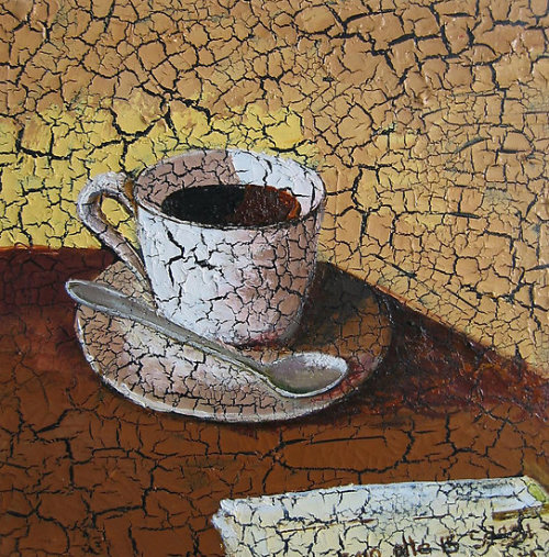 samessence:  Amy Zeng, art of coffee