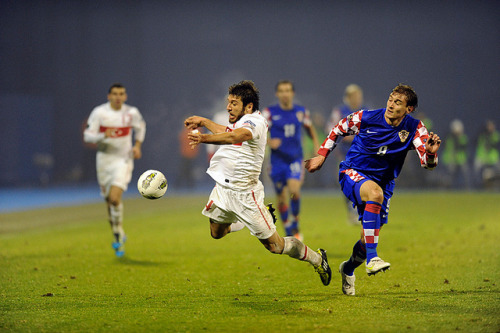 Croatia v Turkey by toksuede on Flickr.dive?