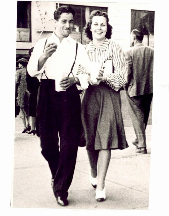 my grandparents, portugal