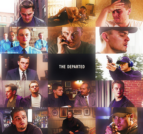The Top 10 Leonardo DiCaprio Movies: As Chosen By You#2 → The Departed
