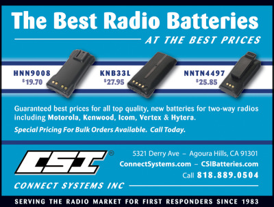 Magazine Ad — How do you make Radio Batteries fun & approachable? Call Randall Reynolds Design, of course! The goal here was to create an ad unlike any other in the radio battery industry. I wanted the ad to be as friendly as possible — friendlier than any of CSI's competitors of course! I'm thrilled with the final result & I foresee this ad shaping CSI's brand in the future.