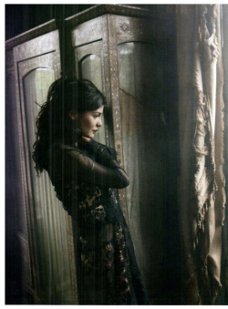 Audrey Tautou - Vanity Fair Italia by Ralph Wenig, November 30th 2011