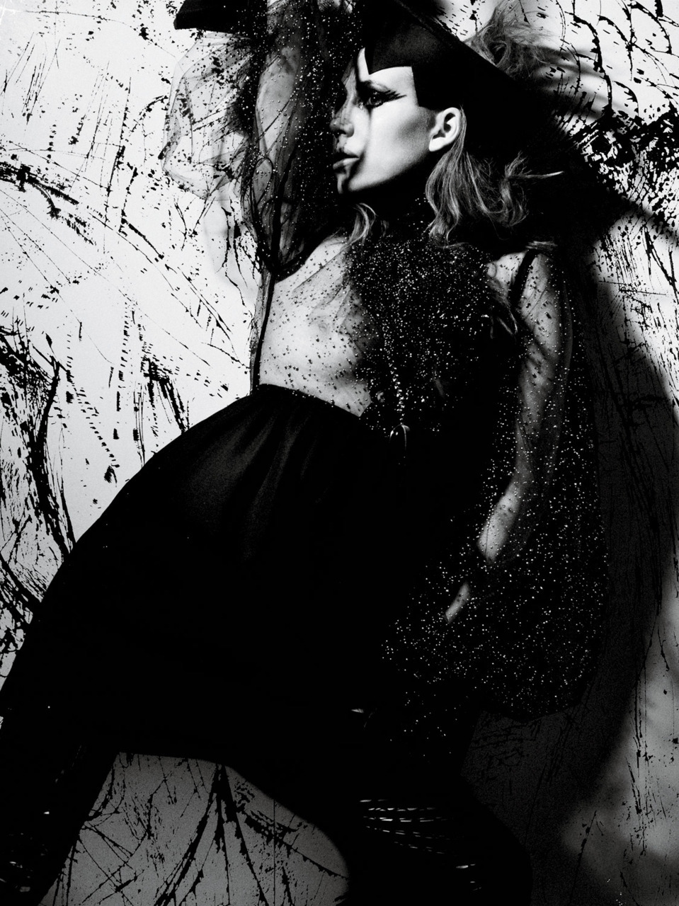 conceptuallydriven:  Lykke Li for Interview magazine. Photography by Craig McDean