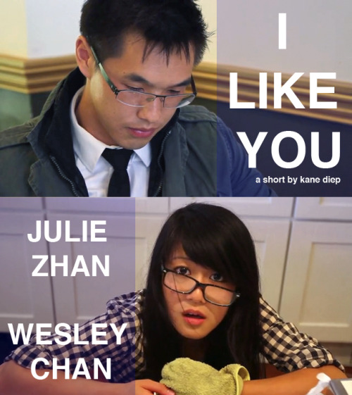 A new love short starring Julie Zhan and Wesley Chan coming soon! From I Feel Wiggly. Directed by Kane Diep and Produced by Farah Moriah.