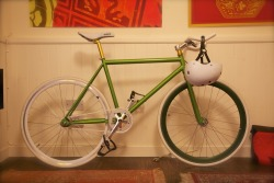 My funked up fixie